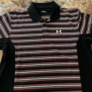 Large men's Under Armour polo